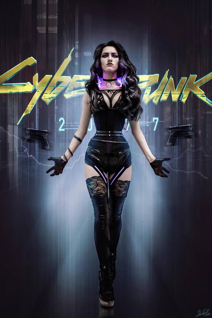 Cyberpunk 2077 by EL-LY