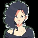 Agatha (OC) by AdrianoL-Drawings