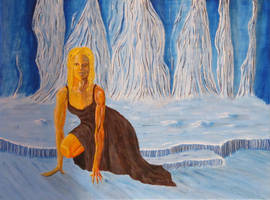 Hel awaits the White God. by Dark413