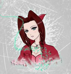:: Aerith :: by Lynxaria