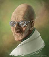 Futurama - Hubert Farnsworth by Aioras