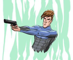 Cool Shooter by OzanAtak