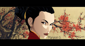 Asiat' by MaryionG