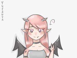 -16 vampire??? by Yuuts