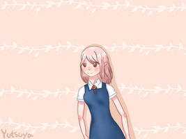 -21 School girl (?) by Yuuts