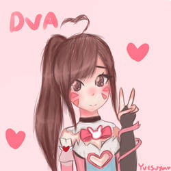 -45 Magical dva! by Yuuts