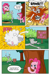 MLP - Pink. Its What's for Dinner. Page 8 by Cartoon-Eric