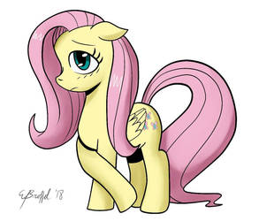The Flutters of Shyness  by Cartoon-Eric