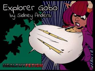 Explorer Gobo by 3pyon