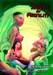 Idols of Fertility by 3pyon