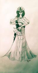 Avatar Kyoshi by Skip-it