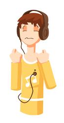 Music Listen by Rimrus