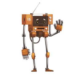 Robot 16 by Rimrus