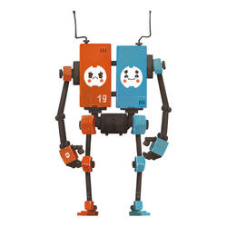 Robot 19 by Rimrus