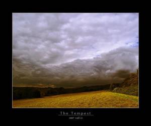 The Tempest by rad-ix