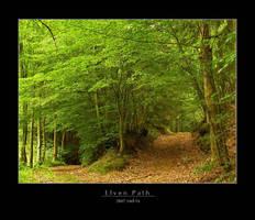 Elven Path by rad-ix
