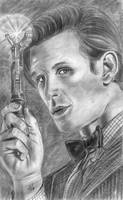 Matt Smith - Doctor Who by macfran