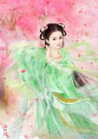 flower dance by dinglaura