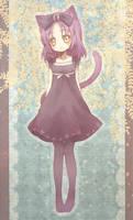 Kitten Renne by eevee-moon