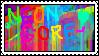 Neon Gore Stamp by PogorikiFan10