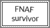 I Survived Five Nights at Freddy's Stamp by PogorikiFan10