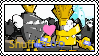 Shufflectro Stamp by PogorikiFan10