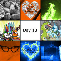 14 Days of 2x OTP Valentines Day: Day 13 by PogorikiFan10