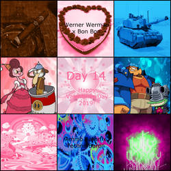 14 Days of 2x OTP Valentines Day: Day 14 by PogorikiFan10