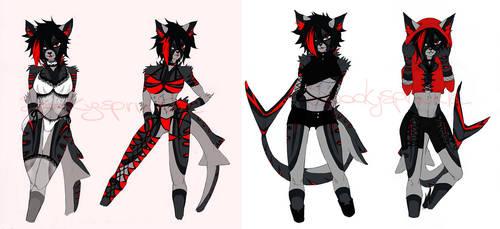 Ruby for Ninjachrono985 by spookysprinkle