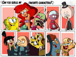Fave toons by Elixirmy