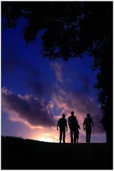 walk 2 by 3DD13M14M1