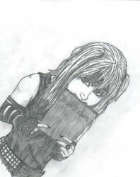 Death note:misa by THEGODSLAYER91
