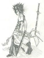 anime guy by THEGODSLAYER91