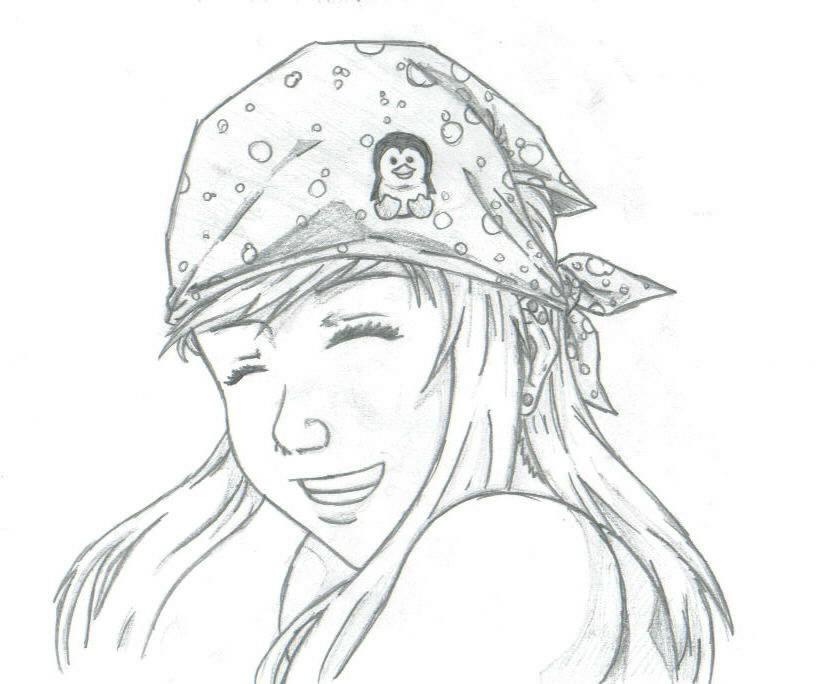 hope anime style by THEGODSLAYER91