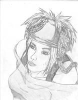 sad Rikku by THEGODSLAYER91