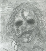 Corey Taylor by THEGODSLAYER91