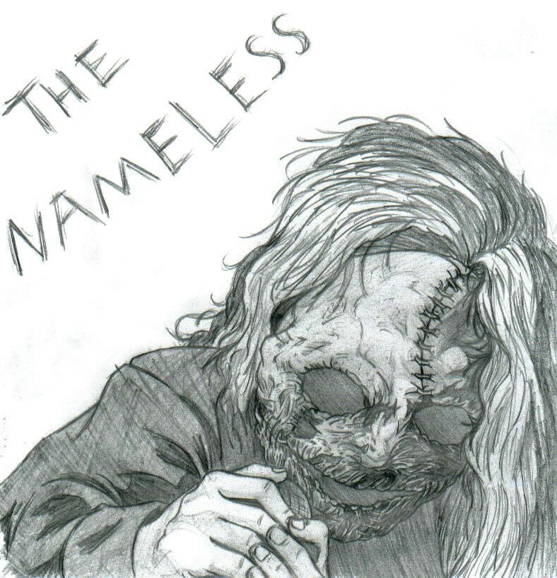 THE NAMELESS by THEGODSLAYER91