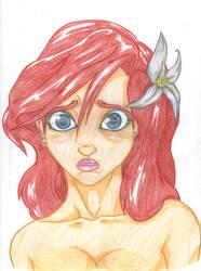 Ariel why so afraid by THEGODSLAYER91