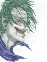 Joker by THEGODSLAYER91
