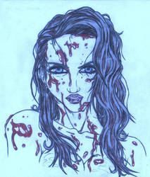 Bloody Aspen by THEGODSLAYER91