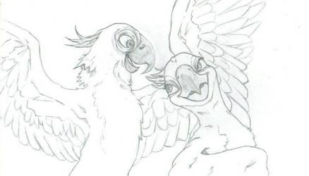 rio sketch by THEGODSLAYER91