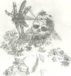 buried alive by THEGODSLAYER91