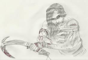 Lara by THEGODSLAYER91