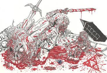 Zelda of the undead by THEGODSLAYER91