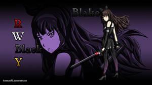 RWBY - Blake Belladona by IceNinjaX77