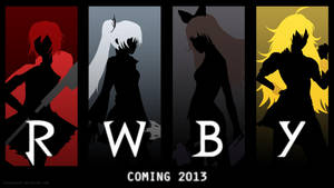 RWBY - A Story will be Told by IceNinjaX77