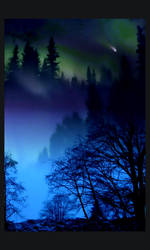 Cold Night on the Mountain by Indelibly-Yours