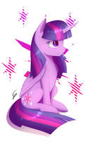 Princess of friendship by Laptop-pone