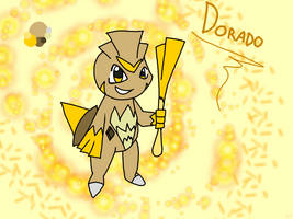 Dorado, The golden weirdo by DummyHeart