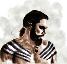 Khal Drogo by SamuelKeck